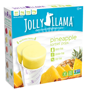 Jolly Llama Sorbet Pops Reviews and Information