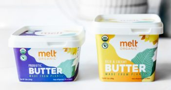 Melt Organic Buttery Spread Reviews and Information - Dairy-Free, Plant-Based Butter with Rich & Creamy and Probiotic Varieties
