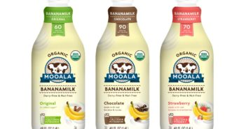 Mooala Bananamilk Reviews and Information - dairy-free, nut-free, soy-free, vegan and made with real bananas. Pictured: All