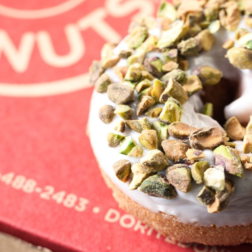 Do-Rite Donuts & Coffee in Chicago Delivers Vegan Donuts and Dairy-Free Coffee Drinks