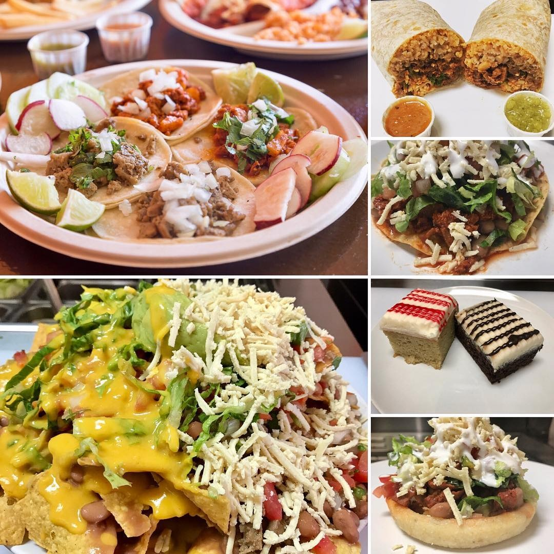 Pancho's Vegan Tacos is a Plant-Based Haven in Las Vegas (Gluten-free options)