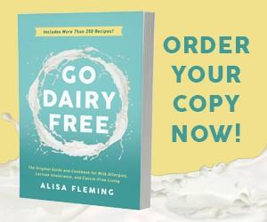 Go Dairy Free guidebook