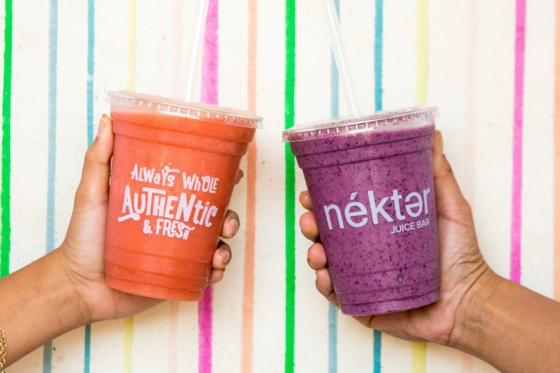 Nekter Juice Bar Dairy-Free Menu Guide with Vegan Options