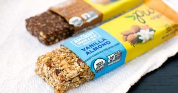 Pure Organic Ancient Grain and Crispy Nut Bars (Review with Ingredients and More) - Vegan, Gluten-Free