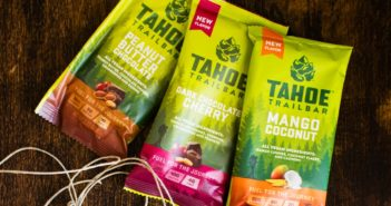Tahoe Trail Bars Review - Vegan, gluten-free energy bars - we have ingredients, availability, tasting notes, and more!