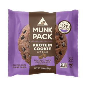 Munk Pack Protein Cookies Reviews and Info - vegan, gluten-free