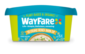 Wayfare Creamy Dip Review - Dairy-Free, Vegan, and Allergy-Friendly French Onion