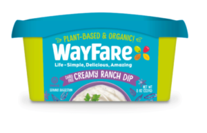 Wayfare Creamy Dip Review - Dairy-Free, Vegan, and Allergy-Friendly Ranch