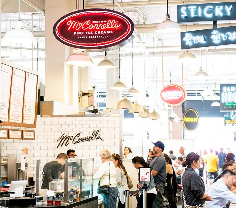 McConnell's Fine Ice Cream now offers dairy-free flavors at their scoop shops (all vegan too!)