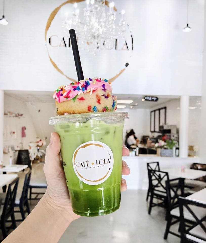 Cafe Lola is a European-style cafe in Las Vegas with ample dairy-free, vegan, and gluten-free beverages and pastries