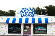 Nadamoo opens their 1st Dairy-Free Scoop Shop in Austin - vegan ice cream, milkshakes, baked goods, and coffee drinks