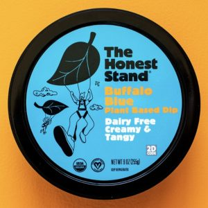The Honest Stand Dips Reviews and Info - dairy-free, gluten-free, vegan, paleo, and organic! Available in several flavors, including Buffalo Blue, Sriracha Ranch, Classic Cheddar, and More.