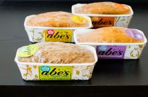 Abe's Vegan Pound Cakes Review - dairy-free, egg-free, nut-free and indulgent! 4 varieties ... full details, ingredients, and more