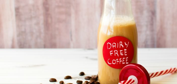 15 Cool & Creamy Dairy-Free Coffee Drinks for On The Go