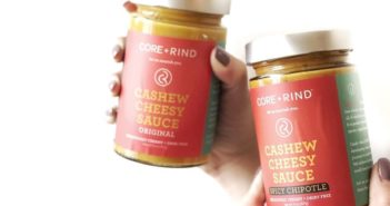 Core + Rind Cashew Cheesy Sauces - dairy-free, vegan, paleo, organic - full review, ingredients, and more ...