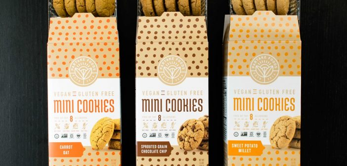 Partake Foods Mini Cookies are a Sweet Little Treat for All