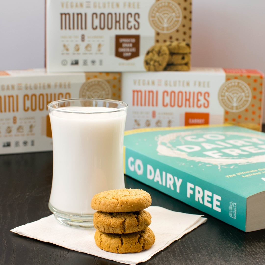 Partake Foods Mini Cookies Review - top allergen-free, vegan, gluten-free, non-GMO, wholesome cookies in 3 flavors (ingredients, availability and tasting notes ...)