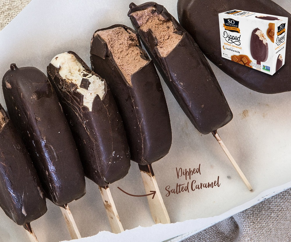 The 10 Best Dairy-Free Ice Cream Bars - Vegan Frozen Desserts to Share with EVERYONE!