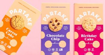Partake Foods Crunchy Cookies Reviews and Info - Vegan, Gluten-Free, Top Allergen-Free