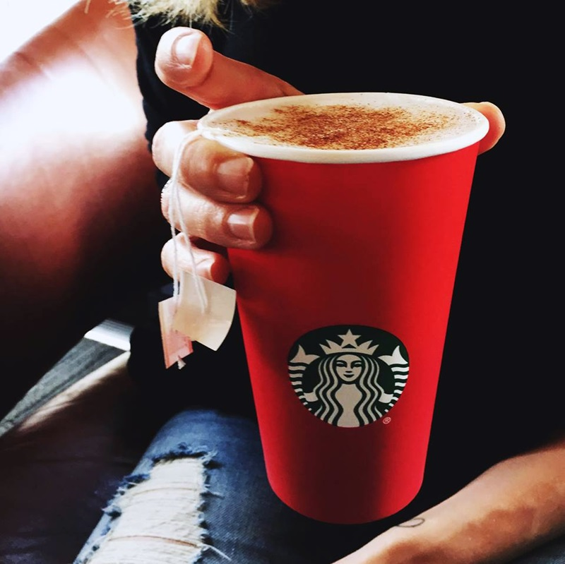 Starbucks Dairy-Free Information