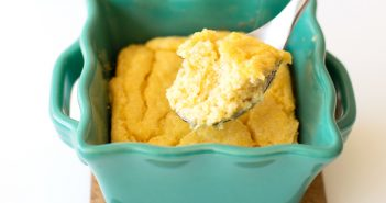 Dairy-Free Spoon Bread Recipe - Versatile, Naturally Gluten-Free, Year Round Basic (vegan option included)