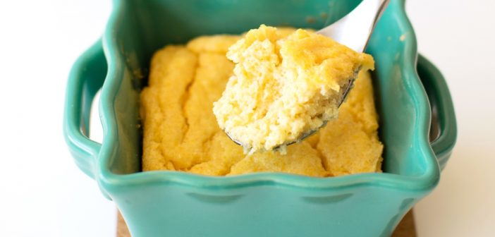 Dairy-Free Spoon Bread is a Naturally Gluten-Free, Year Round Side