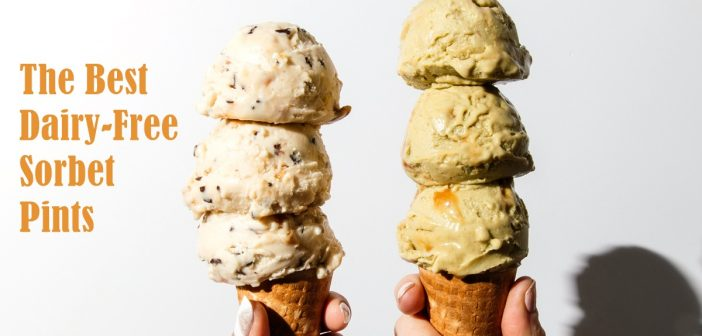 The 10 Best Dairy-Free Sorbet Pints to Make You Forget Ice Cream