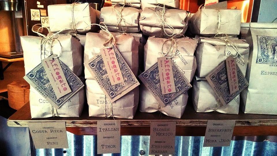 Affogato in Portland, Oregon Serves the Best Coffee plus Vegan Gelato