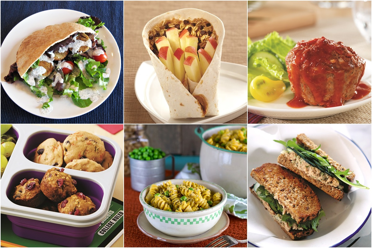 The Best Dairy-Free School Lunch Ideas According to My Kids