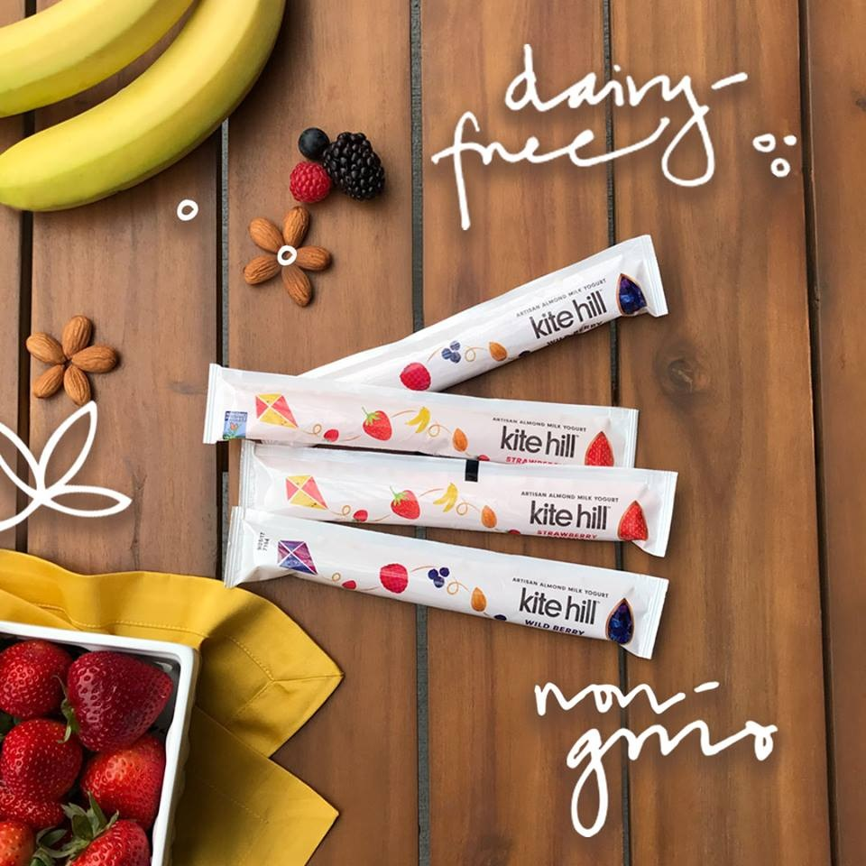 Dairy-Free Yogurt Tubes and Pouches for Every Lunchbox - Store-Bought and Homemade (plant-based, gluten-free and soy-free too!)