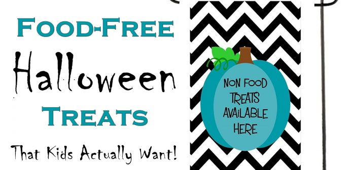 15 Food-Free Halloween Treats That Kids Actually Want!