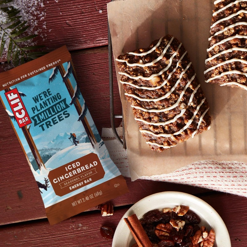 Clif Bar Seasonal Holiday Flavors Reviews and Info