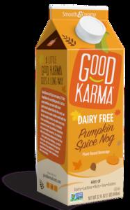 Good Karma Pumpkin Spice Nog Details