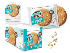 Lenny & Larry's The Complete Cookie Reviews and Info - 5 Vegan, Dairy-Free Flavors