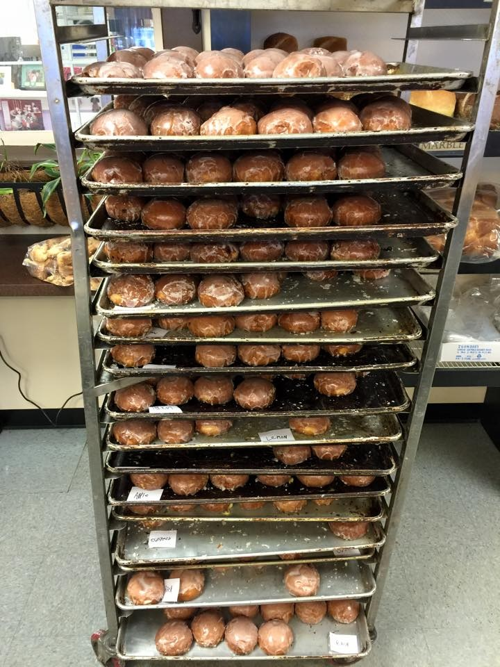The Bake Station in Southfield and Farmington, Michigan is a dairy-free, nut-free, kosher bakery