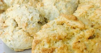 Biscuit Head in North Carolina has vegan and gluten-free biscuits plus many dairy-free dishes