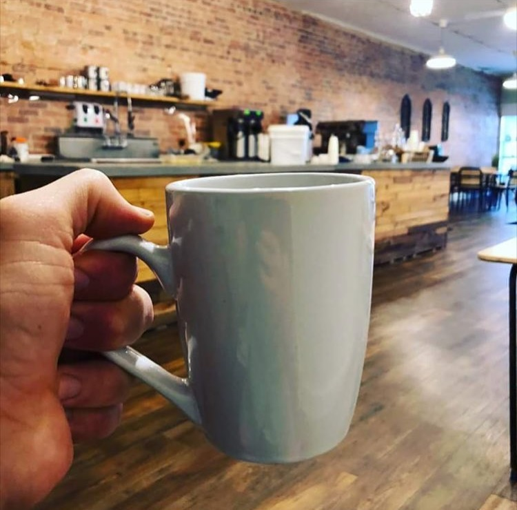Coal River Coffee Company in St. Albans, West Virgina Offers Gluten-Free and Dairy-Free Baked Goods and Coffee Beverages