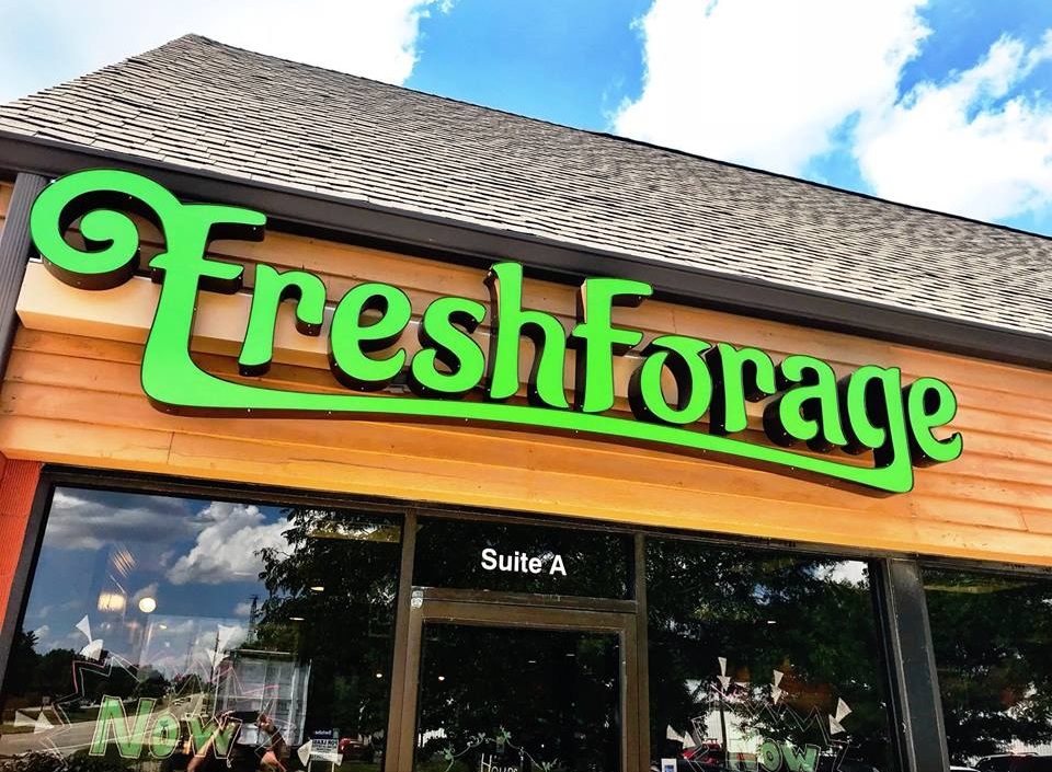 Fresh Forage Restaurant In Ann Arbor Makes It Easy To Find