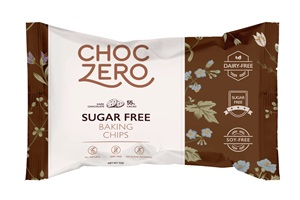 ChocZero Dairy-Free Sugar-Free Chocolate Chips