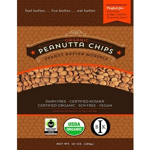 Davis Paleo Chocolate Chips in Peanut Butter and More