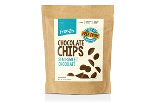 Free2B Vegan and Allergy-Friendly Chocolate Chips