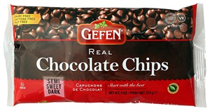 Gefen Dairy-Free and Kosher Parve Chocolate Chips