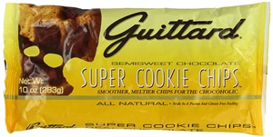 Guittard Dairy-Free Chocolate Chips