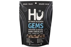 Hu Chocolate Vegan and Paleo Chocolate Gems / Chips