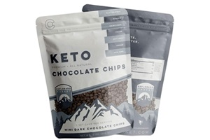 Dairy-Free and Keto Chocolate Chips