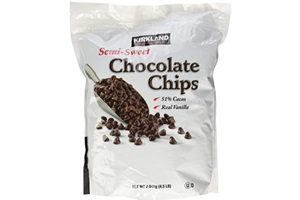 Kirkland Dairy-Free and Vegan Chocolate Chips