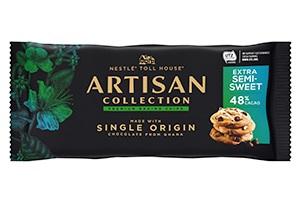 Nestle Tollhouse Artisan Chocolate Chips - Non-Dairy Variety