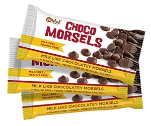 No Whey Choco Morsels - Dairy-Free and Top Allergen-Free Chocolate Chips