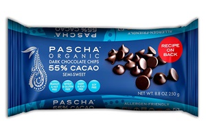 Pascha Dairy-Free, Vegan, and Allergy-Friendly Chocolate Chips