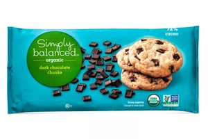 Simply Balanced (Target) Dairy-Free Chocolate Chips
